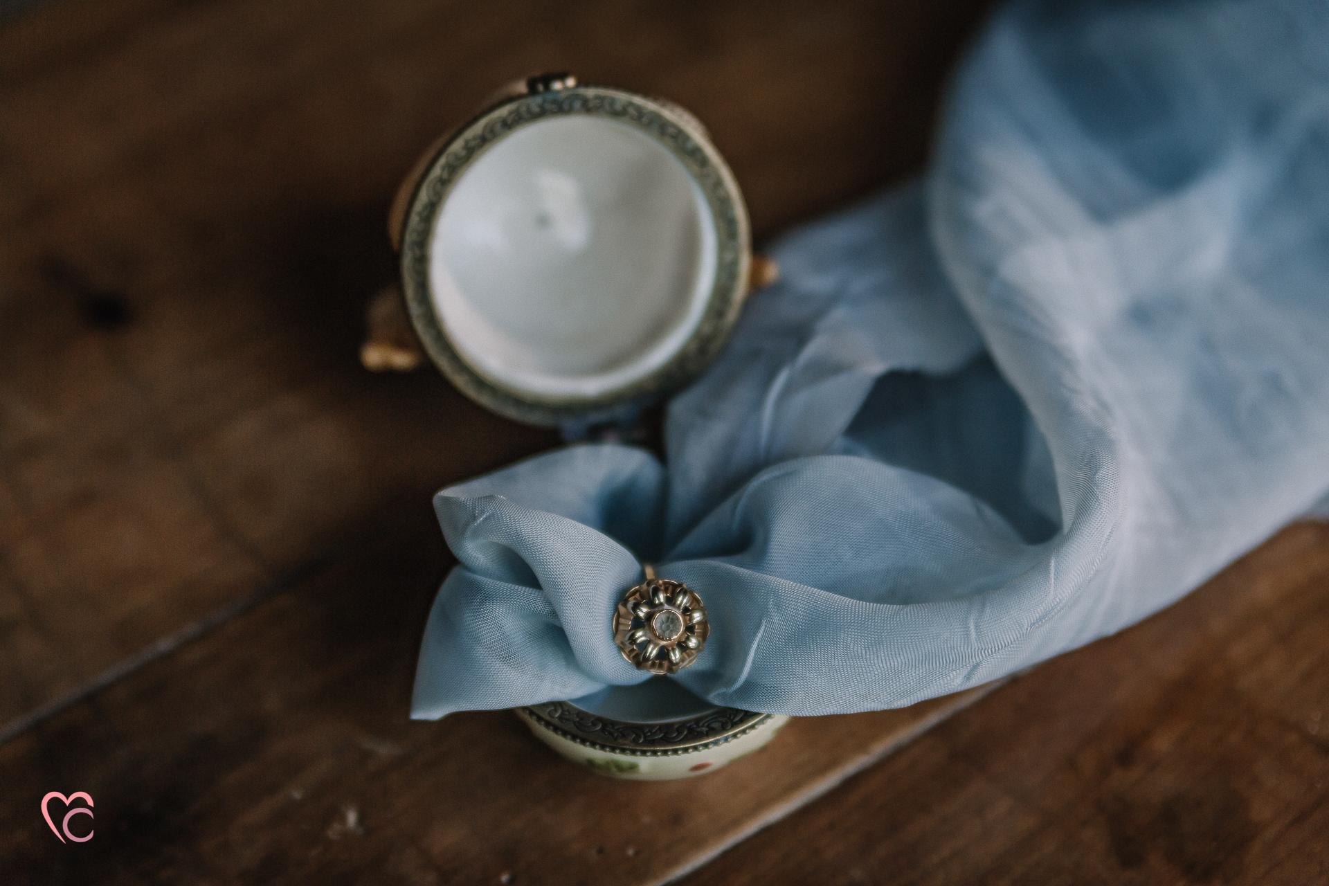anello antico, sposa,ispirazione cherry blossom