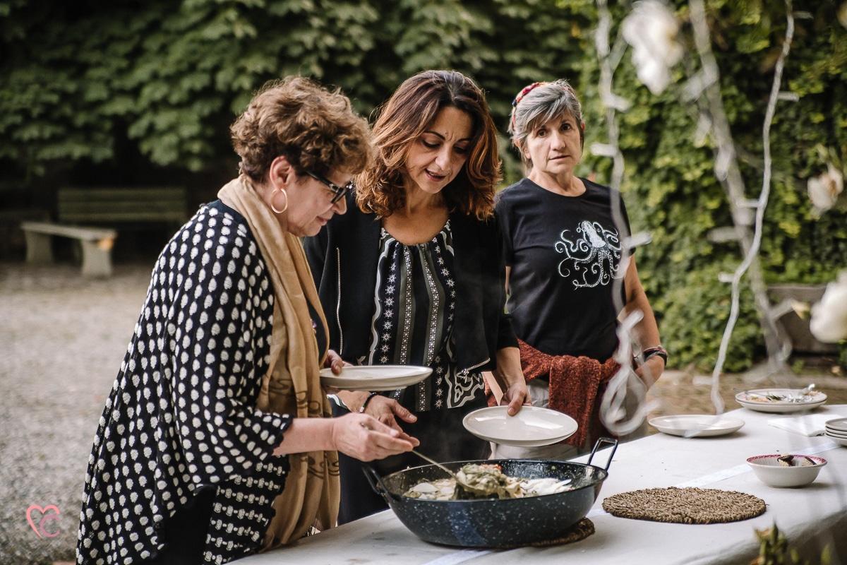 Aperitivo fotografico al Mulino della Torre , catering de il Macino, catering e cucina a domicilio