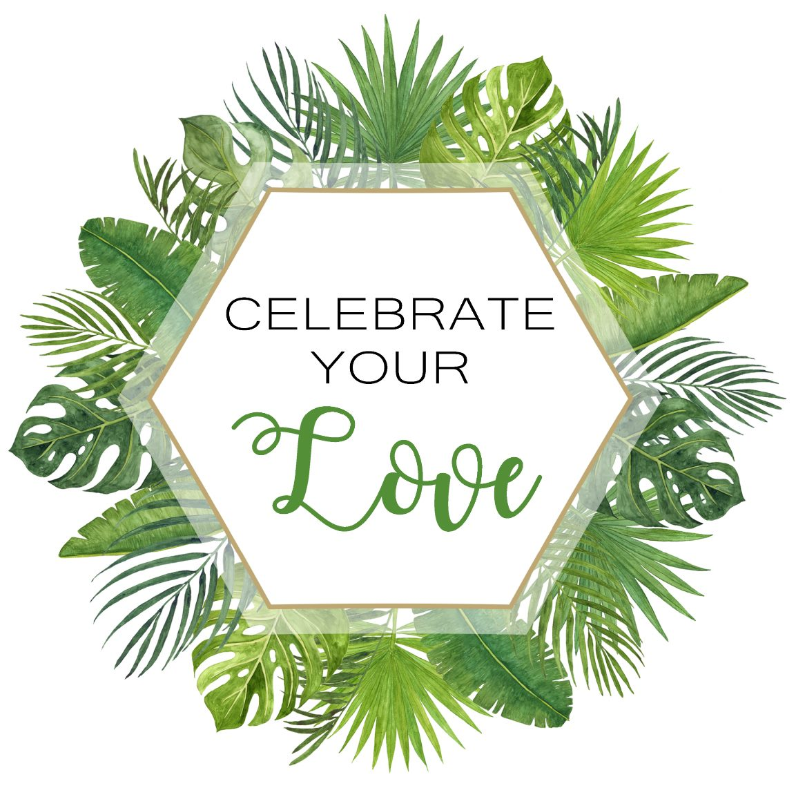 Celebrate your Love, logo