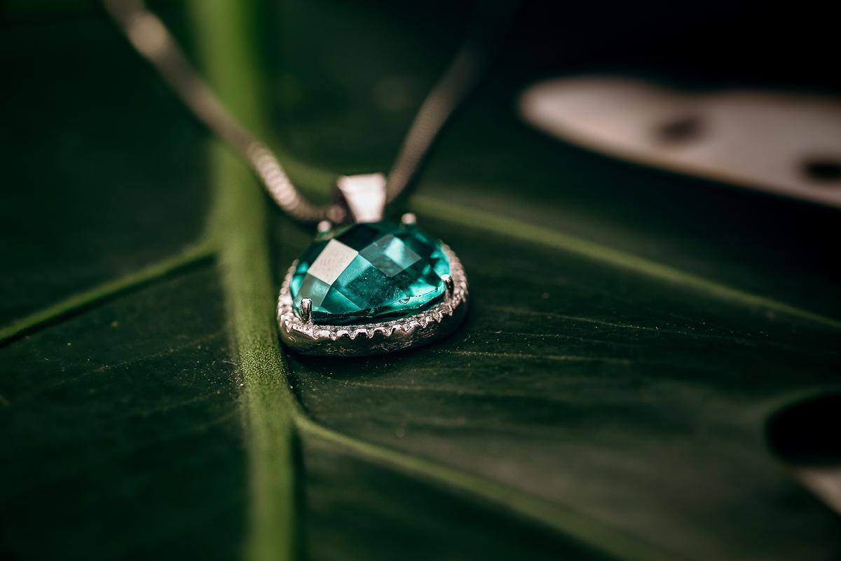 Tropical Wedding, gioielli per la sposa Alessandro Crespo