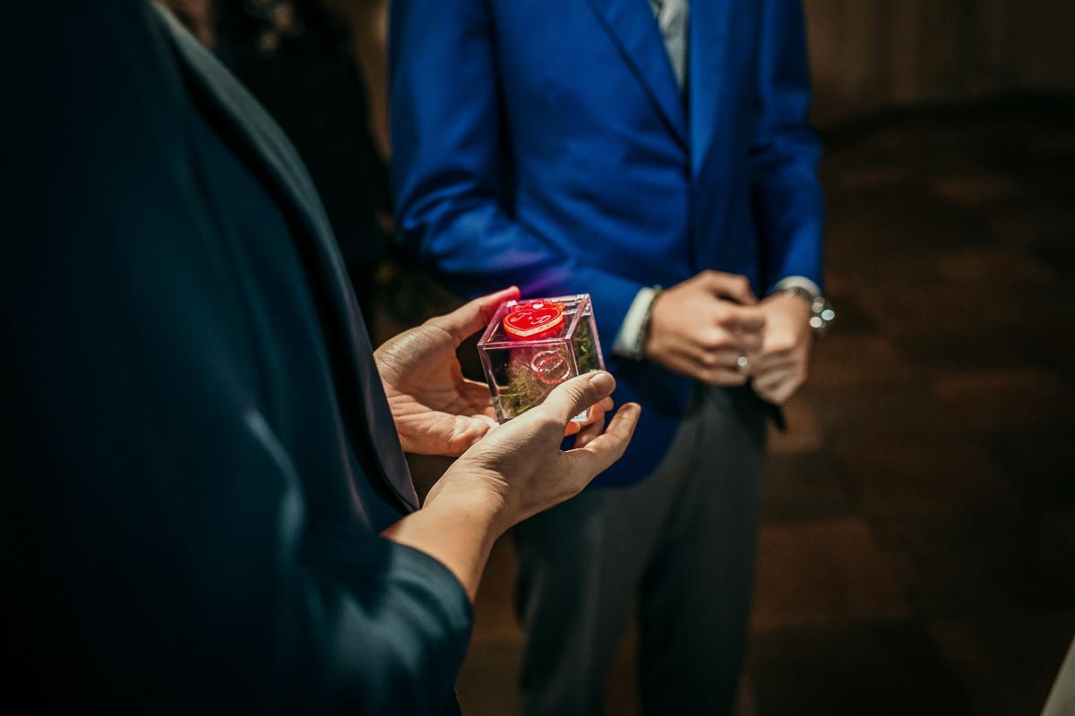matrimonio a Torino al The Number Six di Via Alfieri 6, cerimonia